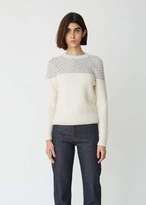 A.P.C. Laina Wool Alpaca Sweater