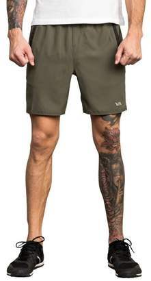 RVCA Yogger III Athletic Shorts