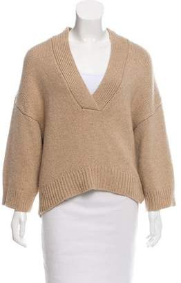 Nili Lotan V-Neck Cashmere Sweater