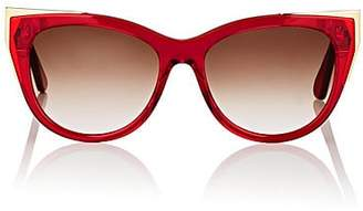 Thierry Lasry WOMEN'S EPIPHANY SUNGLASSES - RED