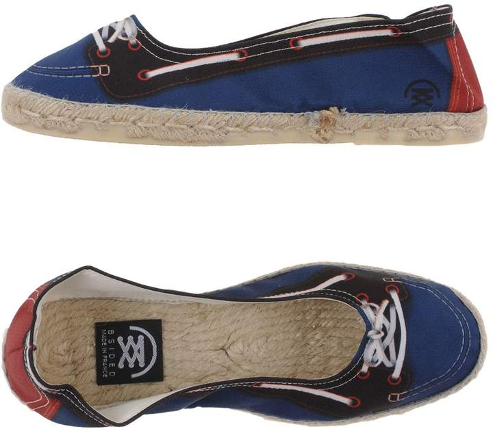 B Sided Espadrilles - Item 44952070