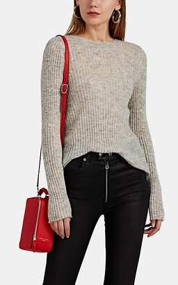 Rag & Bone Women's Donna Ribbed Mohair-Blend Sweater - Gray