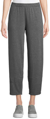 Eileen Fisher Tencel® Terry Lantern Ankle Pants, Plus Size