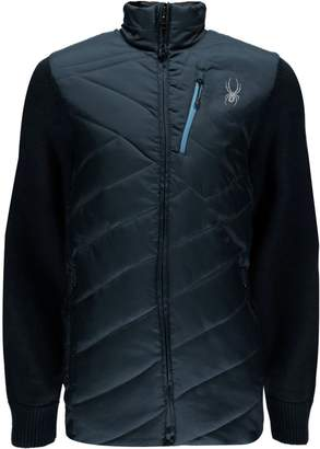 Spyder Ouzo Hybrid Insulated Jacket - Men's