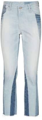AG Jeans Isabelle Patchwork Jeans
