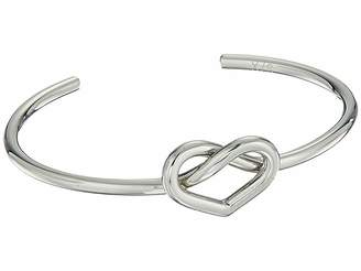 Calvin Klein Charming Open Bangle Bracelet