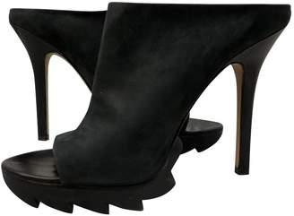 Camilla Skovgaard Black Leather Sandals