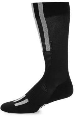 Y-3 Ribbed Tech Socks