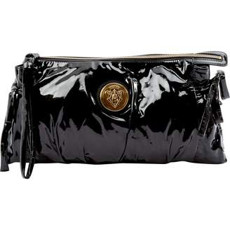 Gucci Patent Leather Clutch Bag