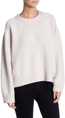 Inhabit Luxe Crew Neck Cashmere Sweater $715 thestylecure.com