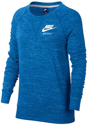 Nike Womens Sportswear Gym Vintage Crewneck
