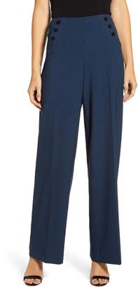 Anne Klein Stretch Sailor Pants
