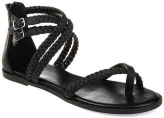 Journee Collection Womens Imogen Flat Sandals