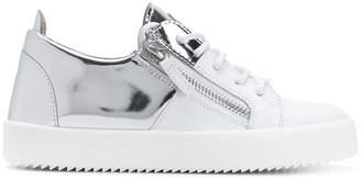 Giuseppe Zanotti Design Double-panelled sneakers