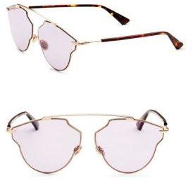 Dior So Real 59MM Pantos Sunglasses $450 thestylecure.com