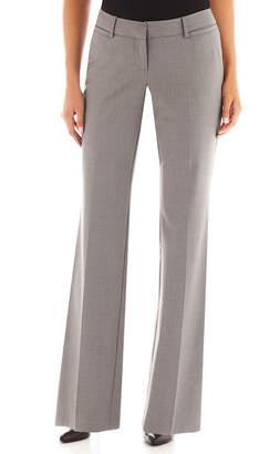 WORTHINGTON Worthington Curvy Fit Trouser Pants