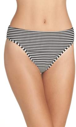 L-Space L Space Pierre High Waist Ribbed Bikini Bottoms