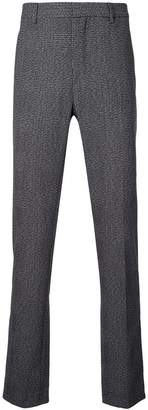 Calvin Klein classic checked trousers