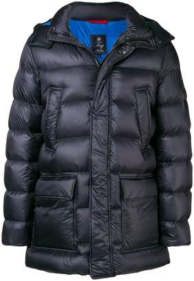 Fay zipped padded coat