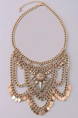 Jet Set Fame Accessories Necklace