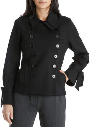 Jacket Longline Ponte