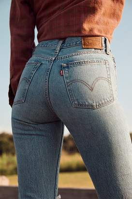 Levi's Levi's UO Exclusive Wedgie High-Waisted Jean – Authentically Yours