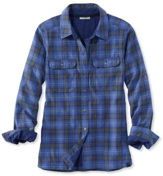 L.L. Bean L.L.Bean Double Cloth Performance Woven Shirt