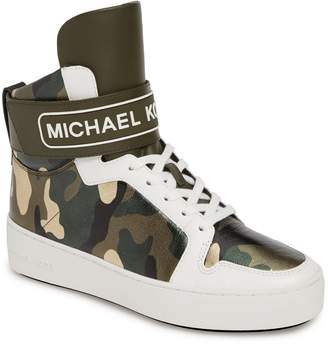 a29474804ffc MICHAEL Michael Kors Green Women s Sneakers - ShopStyle