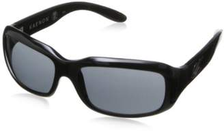 Kaenon Women's Bolsa 006-01-G12NP Oval Sunglasses