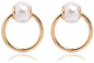 DSQUARED2 Imitation Pearls Earrings