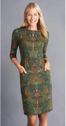 J.Mclaughlin Catalyst Dress in Forager