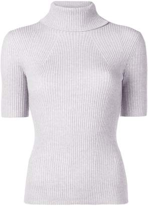 3.1 Phillip Lim turtleneck short-sleeved sweater