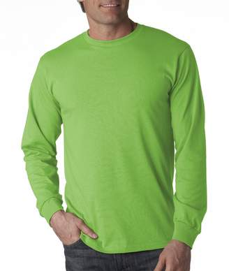 Fruit of the Loom Adult Heavy Cotton HD Long-Sleeve T-Shirt