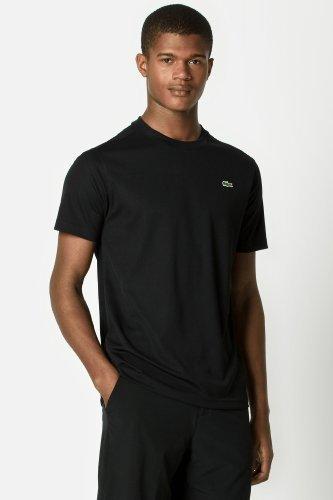 Lacoste Short Sleeve Super Dry Crew Neck T-Shirt