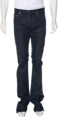Christian Dior Five-Pocket Straight-Leg Jeans