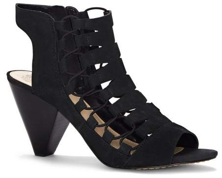 Vince Camuto Eliaz – Cord-Accented Cone-Heel Sandal