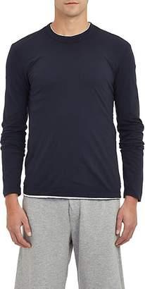 James Perse Men's Jersey Long Sleeve T-shirt - Navy