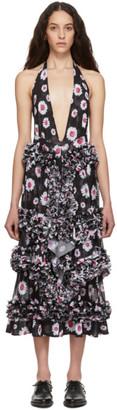 Molly Goddard Black Antonia Dress