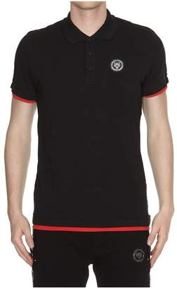 Philipp Plein Tiger Run Polo Shirt