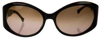 Missoni Tinted Round Sunglasses