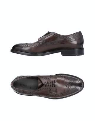Boss Black Lace-up shoe