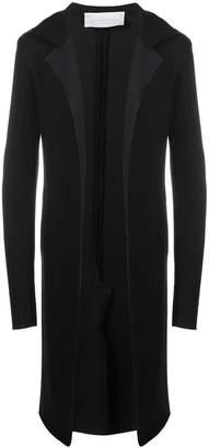 10Sei0otto mid-length single-breasted coat
