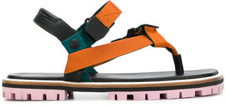 Paul Smith strappy buckled sandals