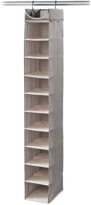 Neatfreak Harmony Twill 10-Shelf Closet/Shoe Organizer