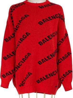 Balenciaga Crew neck sweater