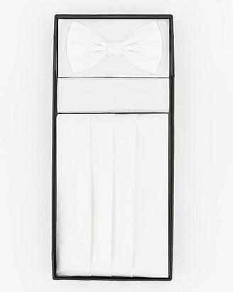 Le Château Bow Tie, Pocket Square & Cummerbund Set