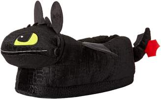 Dragon Optical Happy Feet - DreamWorks How To Train Your Toothless Slippers - X-Large