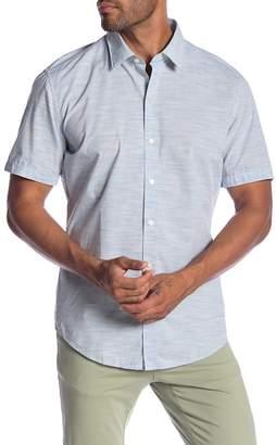 HUGO BOSS Short Sleeve Sharp Fit Shirt