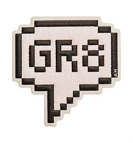 Anya Hindmarch Gr8 Stickers Symbol