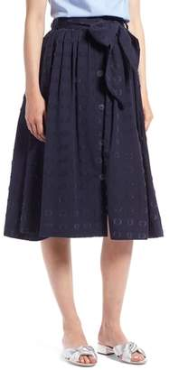 1901 Clip Dot Full Skirt